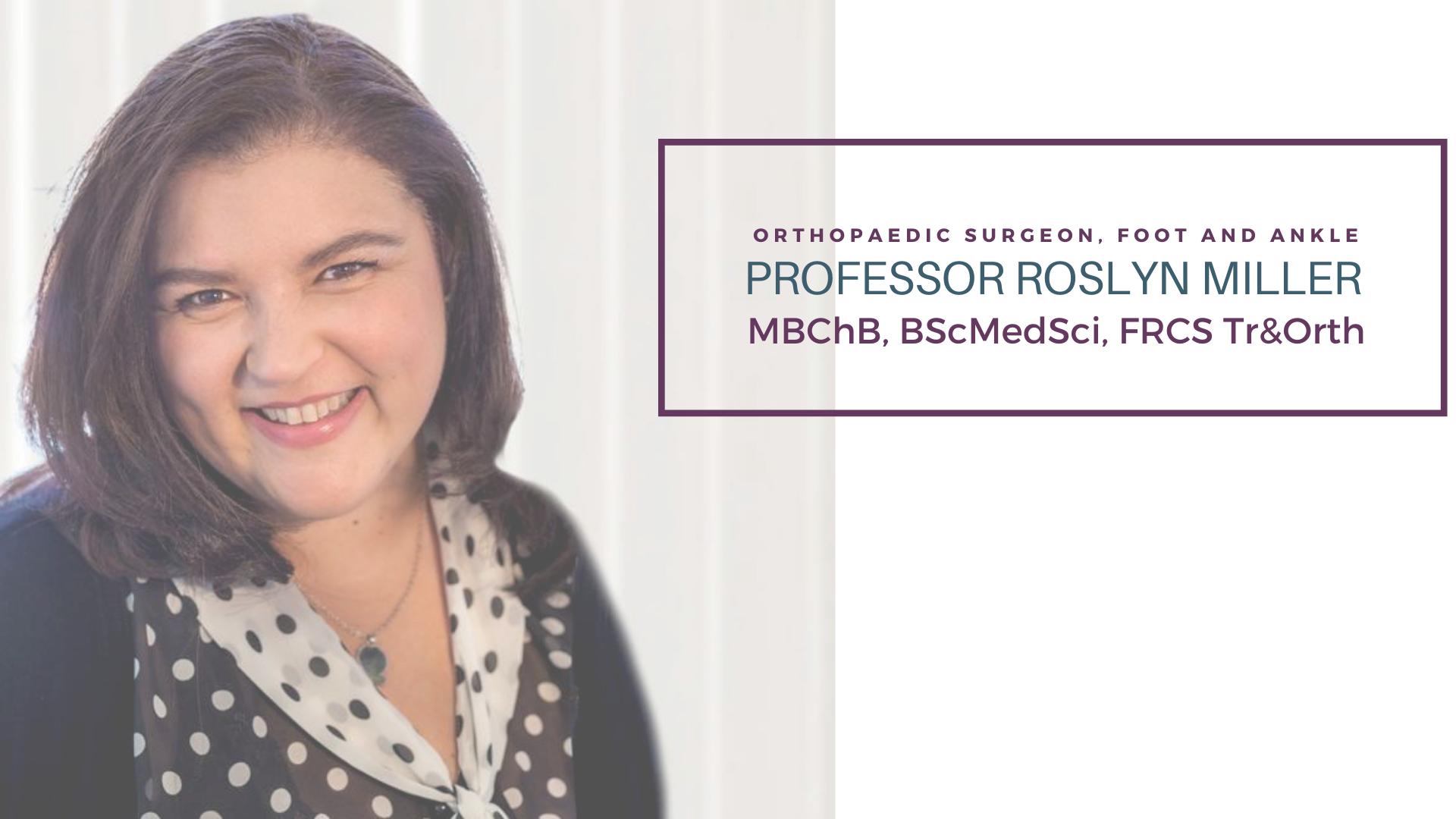 Professor Roslyn Miller